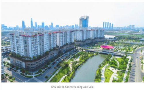 Mở bán dự án Sala Đại Quang Minh