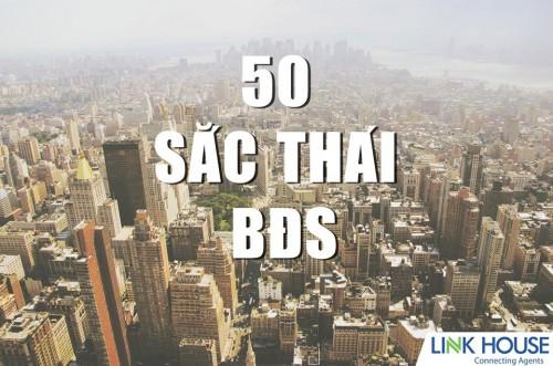 50 SẮC THÁI của nghề môi giới bất động sản...