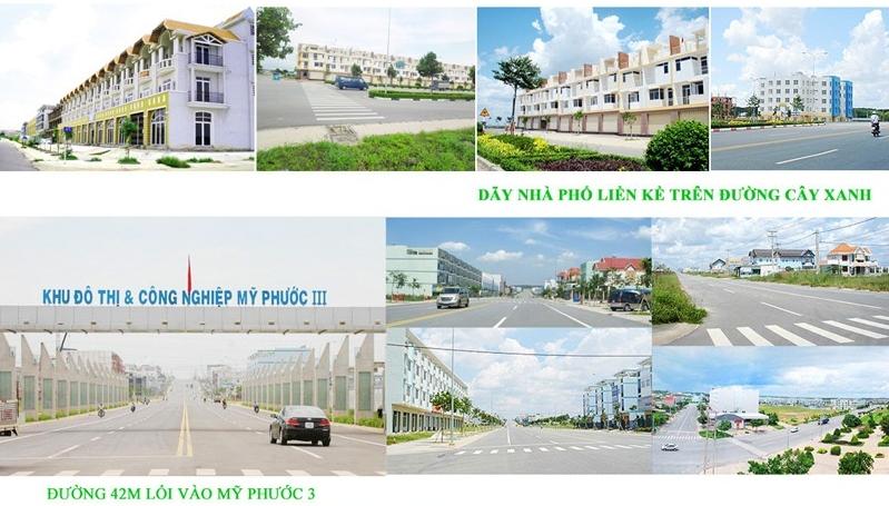 Kết quả hình ảnh cho khu đô thị mỹ phước 3