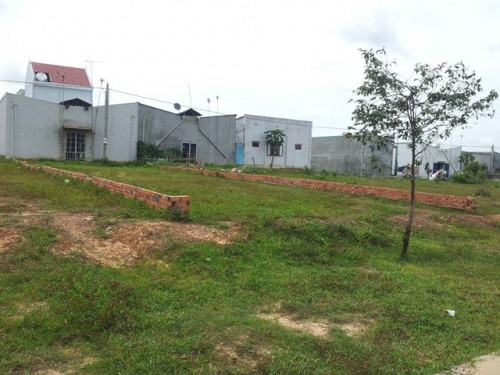 Chính chủ kẹt tiền bán gấp 300m2 đất mỹ phước 3, sổ hồng riêng gần chợ, KCN