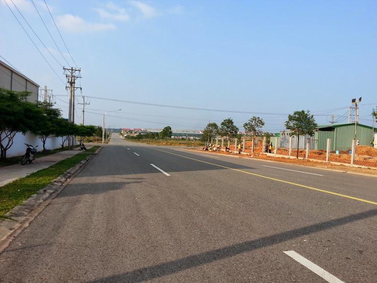 Bán đất dự án Thái Sơn 1 Bộ Quốc Phòng Phước Kiển Nhà Bè