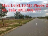 Lô SL10 Mỹ Phước 2