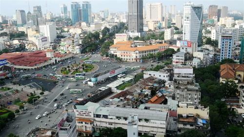 """"""" Đất vàng"""" đắt nhất Việt Nam ở đâu?"""