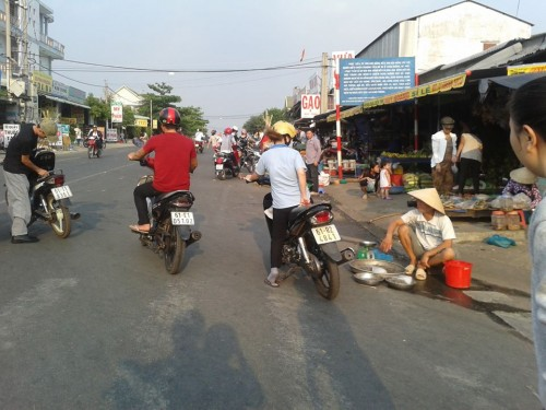 Lô Đất nền Mặt tiền đường 30 m Ngay Phường Hòa Phú, TP Thủ Dầu Một