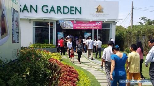 Căn Hộ Vườn Treo Hưng Ngân Garden
