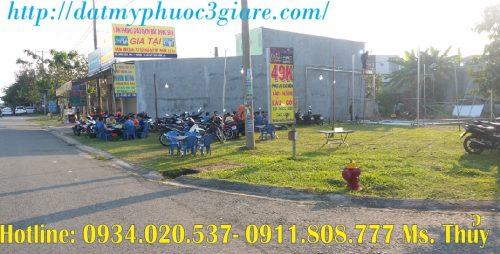 Công ty Gia Tại cần thu mua đất Phường Chánh Phú Hòa, TX. Bến Cát Bình Dương