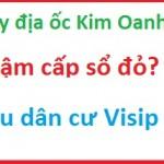 Vì sao khách hàng mua đất cty địa ốc Kim Oanh chậm cấp sổ đỏ?