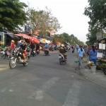 Bán đất mỹ phước 3 mặt tiền đường DJ9