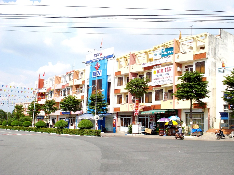 khu Đô Thị Mới Bình Dương