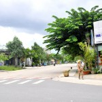 Lô K34 Mỹ Phước 3 Bình dương hướng nam đường nhựa 25m giá rẻ