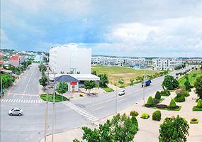 Bán Lô L60 Mỹ Phước 3  khu dân cư Đông nhất Mỹ Phước 3