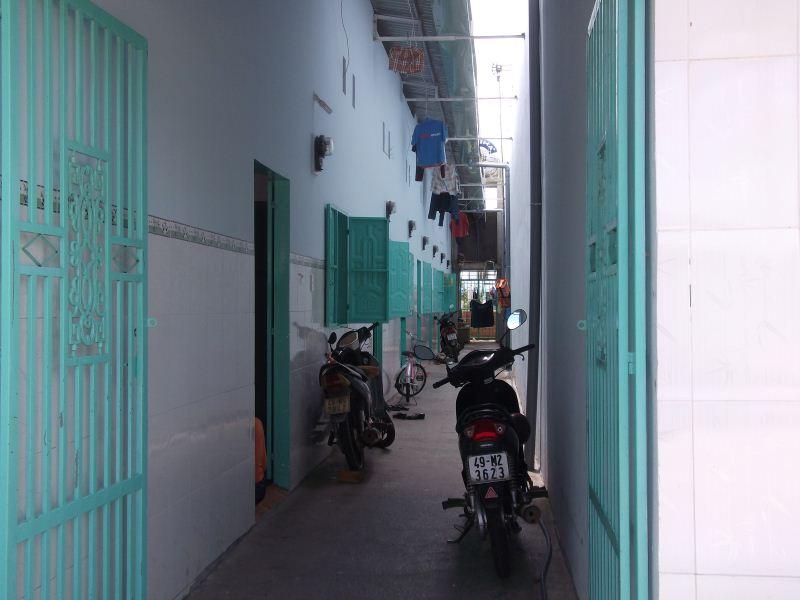 Bán nhà trọ mỹ phước 3 bình dương đường DJ9 mặt tiền chợ, 16 phòng+ 2kiot