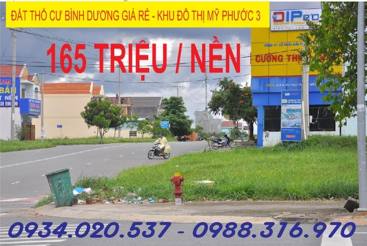 Khu do thi my phuoc 3