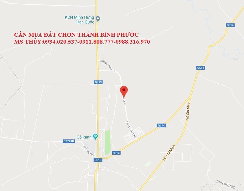 đất đường Nguyễn Văn Linh