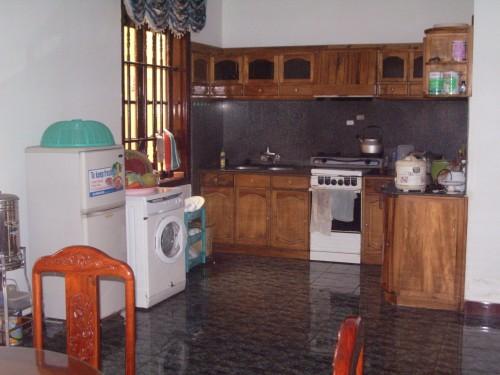 Cho thuê Biệt thự nghỉ dưỡng Vũng Tàu cách biển Vũng Tàu Bãi Sau- NHà Bếp