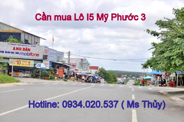 Lô I5 Mỹ Phước 3 cần mua nhanh giá cao