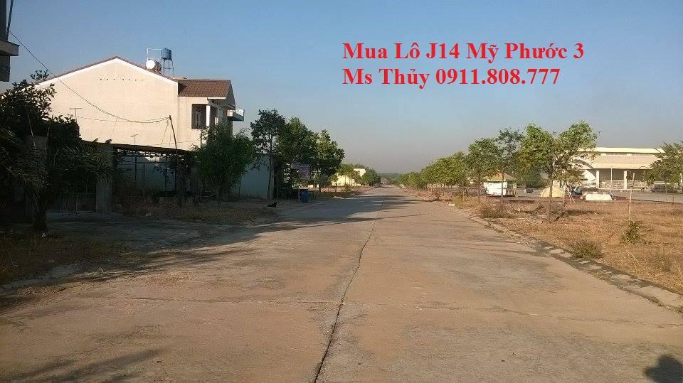 Lô J14 Mỹ Phước 3