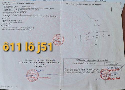 lô J51 Mỹ Phước 3