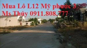 Lô L12 Mỹ Phước 3