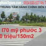 Lô I70 Mỹ Phước 3 giá rẻ